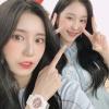 (200714) haeun's instagram update with chaesol_2