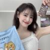 """[IG] 15.07.2020 - Atualização do Instagram de Sejeong (clean_0828). """" Vou comer bem! Obrigada 😍.""""_1"""