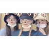 🌈200721 NiziU official instagram update with mayuka, rio, riku!! rio bby the filter is showing on the mask😭😭 — ♡
