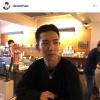 [22.07.2020 | Instagram] Nouveau post de ! « Cheveux courts en bataille.. » 🔗 … ——_1