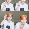 [200716] 정말 왜케 잘생겼어요 ㅠ 머리색 오래 보면 예쁘네요 😆 Really why is Jongwoon so handsome 😭
