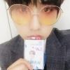 """[ • 010820] Atualização do Han no Instagram """"STAY aqui está o manager 'Han' hip indo trabalhar. Pessoal, façam barulho/gritem!!!! ( …) ~Anna_2"""