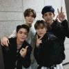 ❛🌘`، 020820! ` Actualización de Jaehyun en sus instastories con Ten, Lucas y Winwin.