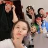 Zhang Yu, Gou Xueying, Wang Xinyu, Yang Yutong, Fu Ruqiao, Chen Jue ☆ 200802 © wxy weibo update_2