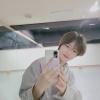 """(📸)↬TWI/IG 200802 - IMCHAN """"Il y a un an, j'ai été révélé pour la première fois après Xiwoo!👏👏👏Merci sincèrement 24U pour votre soutien. Je vais continuer de travailler dur pour être capable de me tenir devant les fans et montrer le meilleur de moi🥰❤️""""_2"""