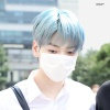 RT TXTPlCS: 📷 . . . ➥ Music Bank Arrival 200731┊© AGELESS LIGHT TXT_bighit TXT_members_3