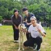 [ 200803 ashunae_saluki ] 덕분에 좋은 추억 만들었습니다... 이경규님, 강형욱님, 글구 쩨알님과 아론님까지... 평생 운 다 썼나봐요😭 …