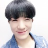 200805 • PIC • • 2/3 💚 Jeno in Blue 💙 ©Logo. ° ° 💙Jeno – Sweet Smile🤍_3