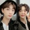 [ | 05.08.2020] Atualização na conta do Jihoon com Wonjun. ⏳❱ …