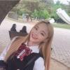 🌷 🌷 (2018-2019) 💜 김초희 💜 Leader, Main Dance, Lead Rap, Vocal 💜 13.02.2001 ~🌼~ 🌼: Bad eyes 🏆: She won second place at the National Pretty Kids Contest when she was 4. ✔️: 🇨🇳 🌼: Leave the group for personal reason._3