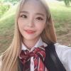 🌷 🌷 (2018-2019) 💜 김초희 💜 Leader, Main Dance, Lead Rap, Vocal 💜 13.02.2001 ~🌼~ 🌼: Bad eyes 🏆: She won second place at the National Pretty Kids Contest when she was 4. ✔️: 🇨🇳 🌼: Leave the group for personal reason._1
