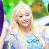🌷 🌷 (2018-2019) 💜 김초희 💜 Leader, Main Dance, Lead Rap, Vocal 💜 13.02.2001 ~🌼~ 🌼: Bad eyes 🏆: She won second place at the National Pretty Kids Contest when she was 4. ✔️: 🇨🇳 🌼: Leave the group for personal reason._2