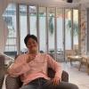 iwoosung IG update : 18082020 : Real Men Wear Pink