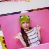 """[ 190820] Yuna a través de InstaStories: """"No he cambiado mi color de pelo 🤣 Intenté 🐸 ser una rana"""""""