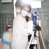 [200820] تابع: صور أخرى لآيلي أثناء وصولها لمحطة MBC وذلك لتصوير برنامج Video Star صباح هذا اليوم._2