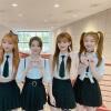 ꒰ 📸 :: : 23.08.20 ꒱ 23.08.2020 SBS Inkigayo 'DBDBDIB' Comment étaient nos tenues aujourd'hui ? 💓💓 Nous avons aimé car c'était différent et cool 😎 Elsa :)_2