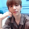 "200823 Minwoo's instagram update "" 오늘 싸인회 다들 즐거웠어요!! 다들 마스크 잘 하구 내일도화이팅❤️ さいんかい たのしかった! みんなおやすみ❤️ Today's signing was so much fun! Good night, everybody❤️"" …"