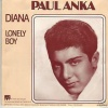 Today in 25/08/1957 - Canadian singer, songwriter was at No.1 on the UK singles chart with 'Diana' (written about his brother's baby-sitter). His only UK No.1 as an artist, Anka was the first teenage solo act to reach No.1.