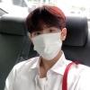 【速報】赤髪~~~~😭🌹🌹🌹🌹🌹🌹1番好きなやつ😭🌹🌹🌹🌹🌹🌹 (Instagram boyminwoo_)