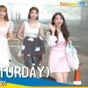 세러데이 (SATURDAY), '기분 좋아지는 손 인사' (쇼챔피언) [NewsenTV] 출처 200826