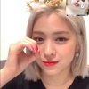 【200909】Ryujin video call 💙LOVE🤩 cr.:weibo 0livert    _2