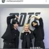 [IG]100920 A conta ( fez uma postagem com o Hayoung e o Jisung e a Euijin do