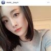 200911 ニコル Instagram / nicole__jung 訳:髪の毛ずいぶん長くなってきた_1