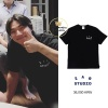 200913 dongmi_shin IG update with Daesung ✨ Black T-Shirt (36,000 KRW)_1