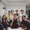 [IG] 13.09.2020 | Atualização da atriz Shin Dongmi em sua conta do Instagram com o Daesung. A atriz fez um post agradecendo aos amigos e familiares por organizarem uma reunião pra ela! 🔗 … Via Dongmi_shin