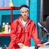 180913 오늘의 | today's Official Twitter Update [Behind] PENTAGON - 'Naughty Boy' M/V Shooting Site 🔗_3