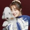 200914 ヨンジ Instagram / young_g_hur 訳:ウジュ(犬の名前) 愛してる❤️ 〈ウジュとは韓国語で宇宙という意味〉 …_2