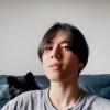 200914 yugyeom's vlive peek a boo 🐶🙈🙉 how cute dalkyum is sitting behind yugyeom 🥺😭🥰😍🤩_2