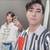 """[Pocketdols] 200915 Harin's update post """"mengambil foto teman kita…. itu bagus 😍"""""""