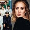 📈  150920  'Daechwita' llegó a los 100 # 1s en iTunes. Con esto se convierte en el primer artista solitario coreano en poner en en 100 países su álbum y canción principal a la vez. Uniéndose a y Adele en lograr esta marca. ©️SugaChartData  _2