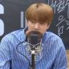 """[200914] BTS, no programa de rádio """"Bae Chulsoo's Music Camp"""" 📷 Introdução do Jin: 🐹: Olá, eu sou o Jin dos BTS, cujo rosto precisa de ser mostrado mundialmente cr:_1"""