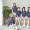 """170916 에이프릴 공식 트위터 [Photo] 2017.9.20 Wed APRIL """"eternity"""" Group Photo"""