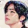 [INSTAGRAM] 200915 kildren shared an artwork of Taehyung 📎 …_2