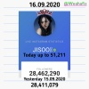 IG Update IG for girls by date 😍 👇 I will do it everyday 👇 😘 🙏 Daily 16.09.2020 🙏 Cut the amount at 4:30 pm every day_4
