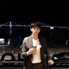 •TRAD• 200916 Twitter [Di1e] Mar de Busan de noche~🎵 Quería enseñaroslo CU:KEY🤗_2