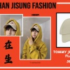 [200904] Tommy Jeans - Beige Flag Cap