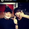 [INSTAGRAM] 200911 wooseop_giant - Jin Wooseop's Update (choreographer for Voice Trot)_1