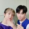 [PIC] Da ASTRO_Staff [ 🍸200916 MBC M Il look di oggi dei DdanKong👬 : giocatori di basket⛹ Se ci sono questi giocatori la presenza sul campo da basket è 100% assicurata🏀💯_4