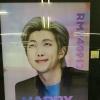 남준이 생일 지하철광고~🌟 (2020.09.16 건대입구) 우리 남준이~^^