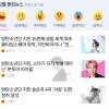 『 200916 Naver Chart 』 📈 Artikel Yang Paling Banyak Disukai Artikel-Artikel Jimin menempati Top 10 besar, baik di chart jam 1 siang maupun di chart jam 7 malam. Thank You Everyone!💛_2