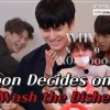 [200916] (Eng Sub) [ILOGU iKON] BEHIND 2. iKON Betting on Washing the Dishes! I 아이로그U iKON - Like everyone else, Konies don't wanna wash the dishes after dinner! 🔗