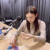 """[📷] 16.09.2020 - Atualização da Umji em seu Instagram (ummmmm_j.i). """"Trabalhando duro para fazer o após o rádio 💍 ENG.: GFSquad__com PT.: UmjiBrasil_1"""