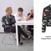 200915 Youtube Update - Charles Jeffrey Loverboy | Cropped Asteroids Print Denim Jacket Nike | Benassi JDI Fanny Pack