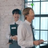 "[Captura 200916] en el video ""Selesai nggak selesai kunpulkan! 📚 | Pelajaran tiga (3) | HALO! SEKOLAH..."" Subida al canal de YouTube de (1) Cr. 채널 NCT DAILY Vía. Doyoung_picture [Doyoung Chile]_3"