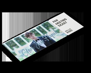 ONE Fan Meeting Ticket