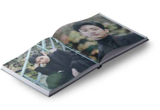 ONE Jinyoung Special  Photo Book